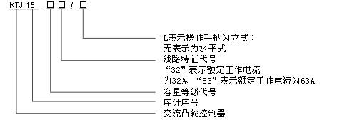 凸轮控制器主电路的通断能力符合ac2使用类别