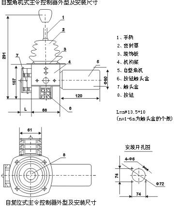 电子元器件 电阻器 热敏电阻器 上海约瑟起重电器厂 交流凸轮控制器 >