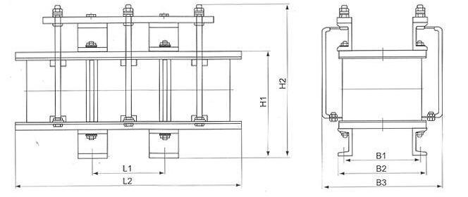 bp4系列频敏变阻器价格-技术参数-工作原理-外形尺寸